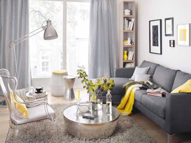 Bí quyết thiết kế phòng khách nhỏ xinh