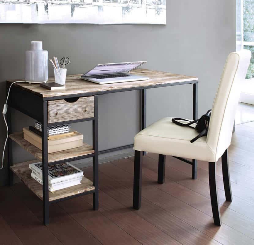 10 Mẫu bàn làm việc Mini đẹp nhất cho không gian của bạn