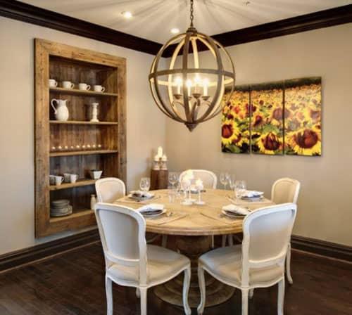 Ý tưởng thiết kế nội thất cho phòng ăn nhỏ đẹp