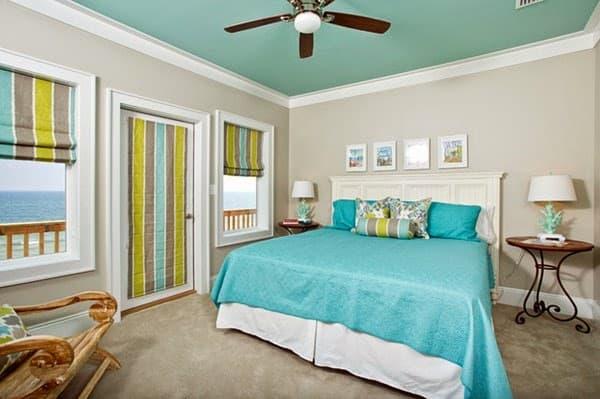 Những bí quyết trang trí trần nhà đẹp bạn tham khảo