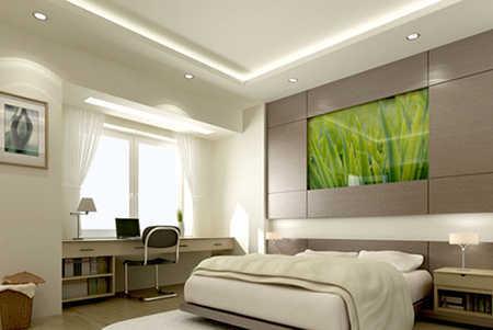 Những Mẫu Trần Thạch Cao Đẹp Cho Phòng Ngủ | Bạn Đã Biết?
