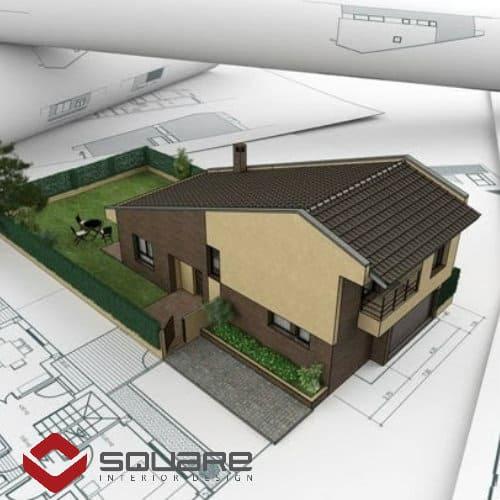3 Điều bạn nên biết khi thi công thiết kế nhà ở