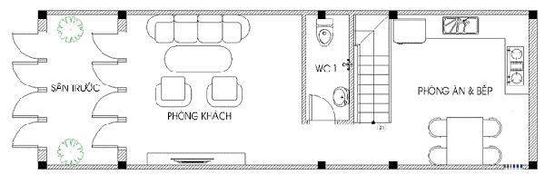 Mẫu Nhà Đẹp 3 Tầng Của Công Ty Thiết Kế Xây Dựng Uy Tín TPHCM