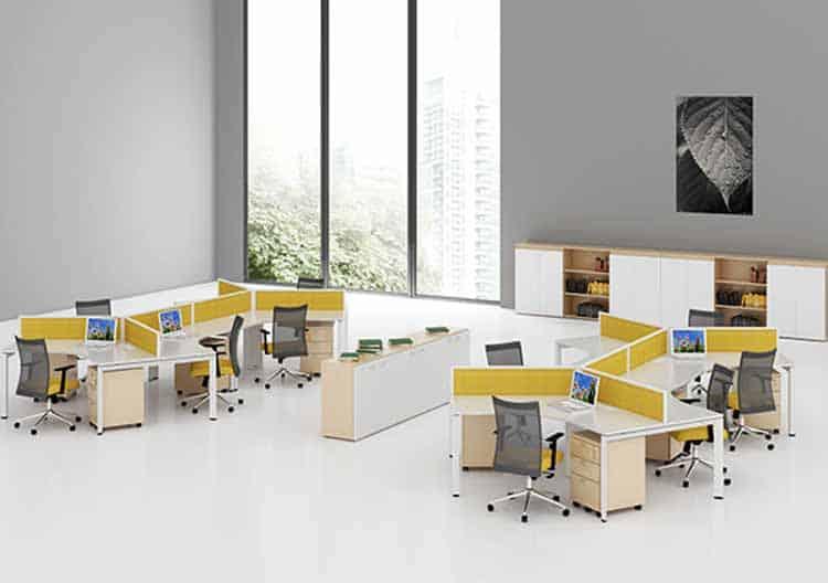Tìm hiểu công ty thiết kế nội thất văn phòng Square