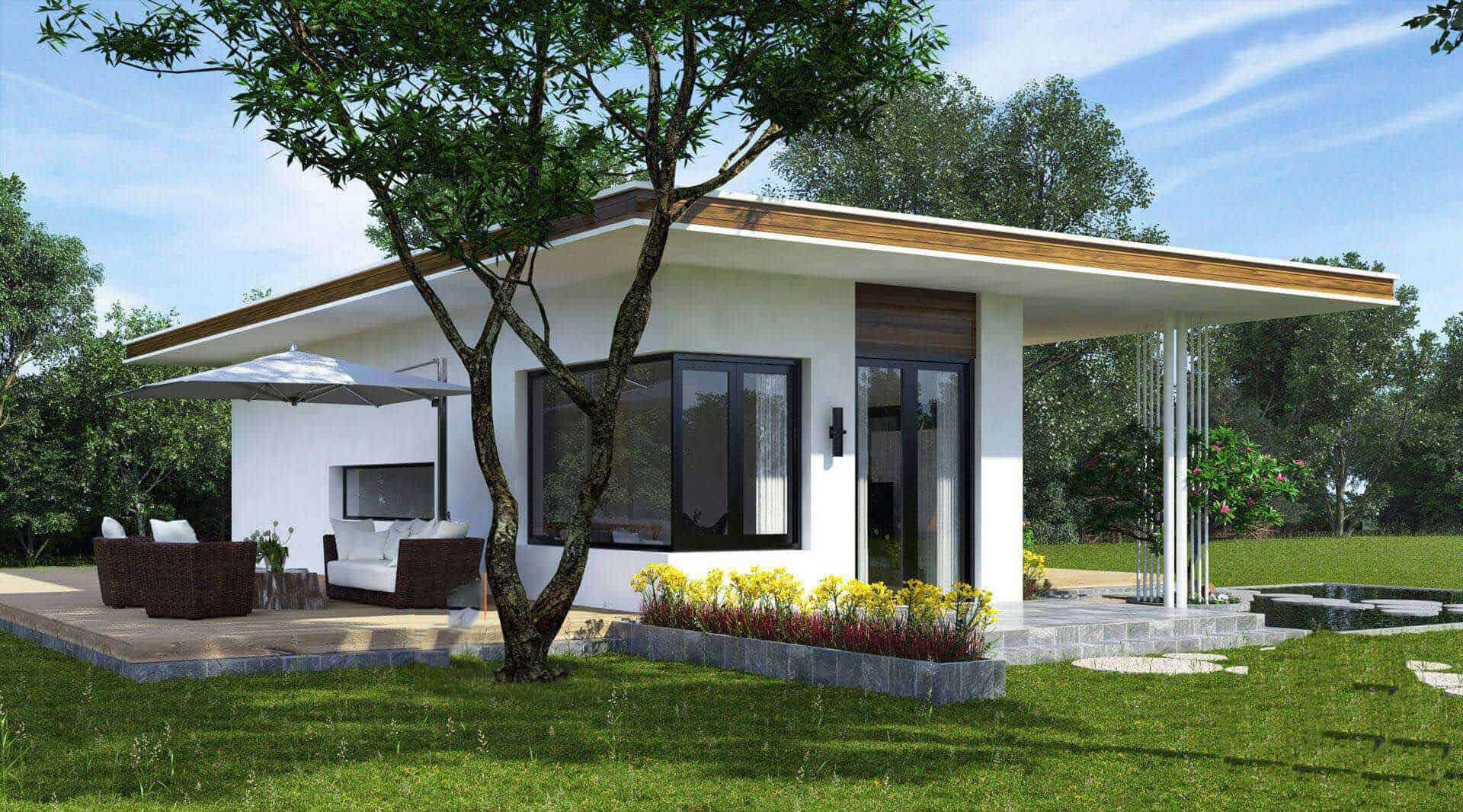 Những Mẫu Nhà 2 Tầng Với Công Ty Thiết Kế Xây Dựng Uy Tín TPHCM