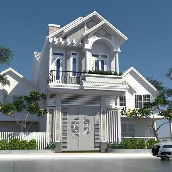 Thiết Kế Nhà Mái Thái - Công Ty Thiết Kế Xây Dựng Uy Tín TPHCM