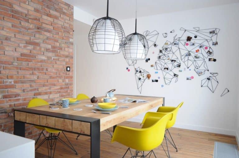 """Thiết kế nội thất nhà 2 tấm phong cách """"Chuẩn Châu Âu"""""""