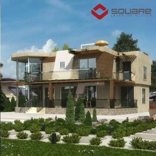 Square Bật Mí Những Biệt Thự Ấn Tượng