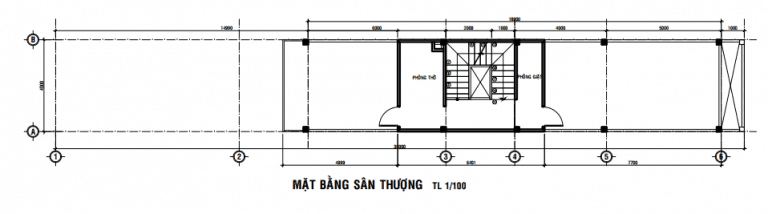 Những Ngôi Nhà 2 Tầng Đẹp 1 Tum Thuận Tiện Cho Việc Cho Thuê