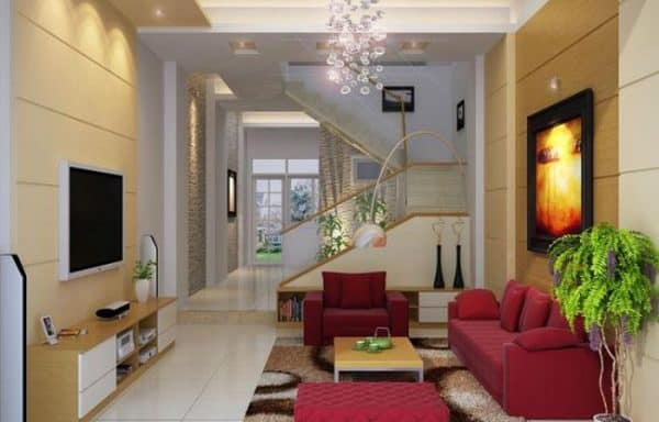 Tổng Hợp Những Thiết Mẫu Nhà Có Phòng Khách Tuyệt Đẹp