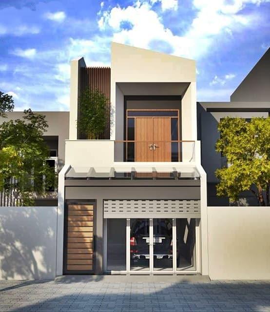 Tham Khảo Những Mẫu Nhà Đẹp 2 Tầng Lên Ngôi Trong 2019