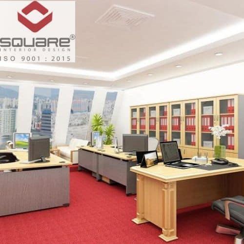 Tham khảo Top 7 công ty thiết kế nội thất văn phòng tại tphcm