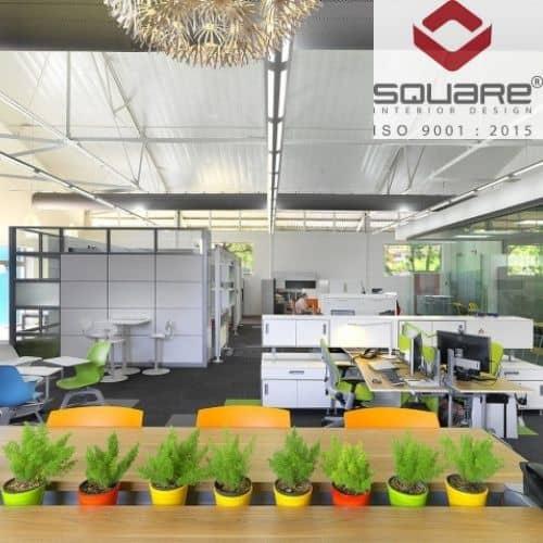 Top 8 công ty thiết kế nội thất văn phòng tại tphcm