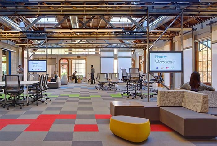 Top 3 cách trang trí phòng làm việc tạo cảm hứng cho nhân viên