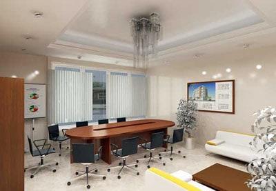 Cách trang trí nội thất văn phòng đẹp & hiện đại