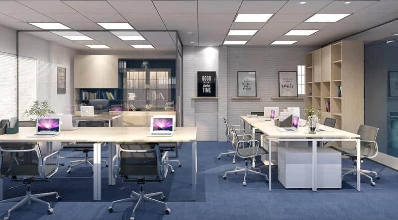 Bật mí top 2 công ty thiết kế nội thất văn phòng tại tphcm