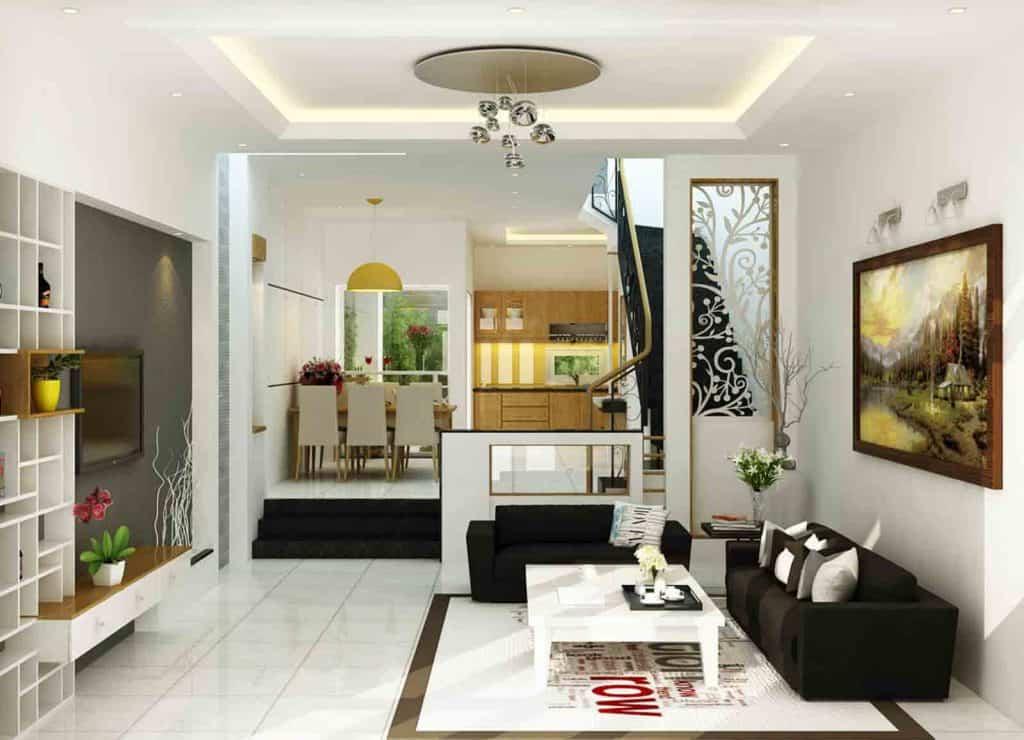 Xem Ngay Mẫu Trang Trí Phòng Khách Đẹp Nhất 2019