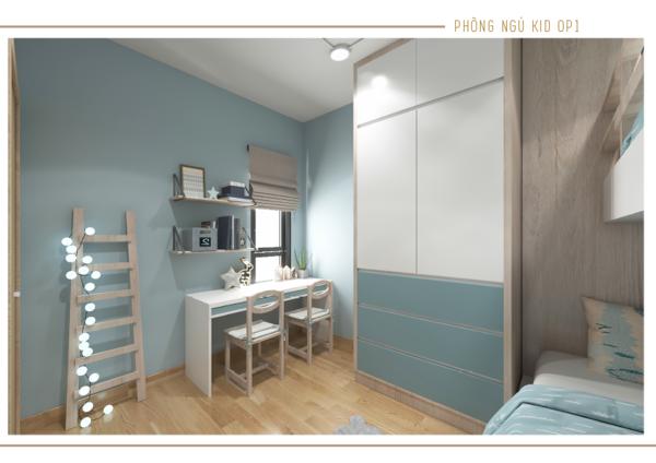 Thiết kế căn hộ Vinhomes quận 9 cho thuê